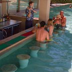 COOL DOWN AT THE POOL BAR