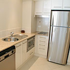 FULL KITCHEN IN APARTMENTS