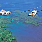 HELI FLIGHT TO OUTER REEF