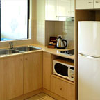 KITCHENETTE FACILITIES IN APARTMENTS
