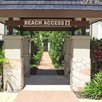 DIRECT BEACH ACCESS