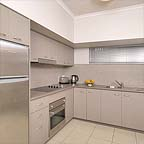 FULLY EQUIPPED KITCHENS IN APARTMENTS