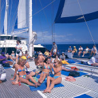 Cairns Lights & Sail Package