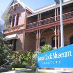 JAMES COOK MUSEUM