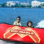 BUMPER TUBE RIDE TAME OR OUTRAGEOUS?