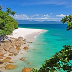 Fitzroy Island 4 night Resort & Ferry transfers