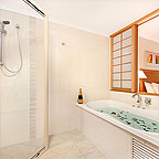 SPA BATH IN APARTMENT