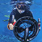OPTIONAL EXTRA SNORKEL SCOOTER