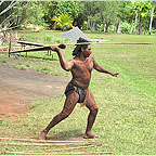 BOOMERANG THROWING