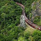 journey to kuranda