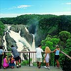 stop at barron falls lookout