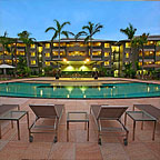 4 Night Paradise Palms Tropical Escape