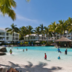 SANDY BEACH LAGOON POOL