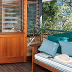 HONEYMOON COTTAGE DECK