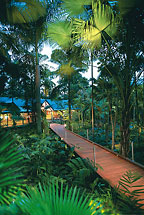 6 night Romantic Reef & Rainforest Package
