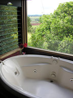 SPA BATH WITH A VIEW