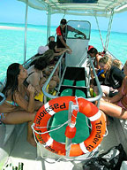 GLASS BOTTOM BOAT TOURS (EXTRA)