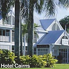 4 night Cairns Getaway Package