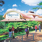 SKYRAIL TERMINAL IN KURANDA