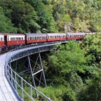 KURANDA SCENIC RAIL