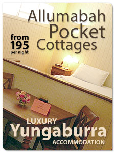 Allumbah Pocket Cottages - Yungaburra