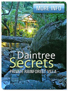 Daintree Secrets - Daintree Accommodation