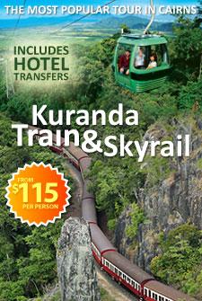 Kuranda Train & Skyrail
