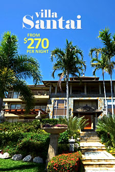 Villa Santai Palm Cove holiday accommodation