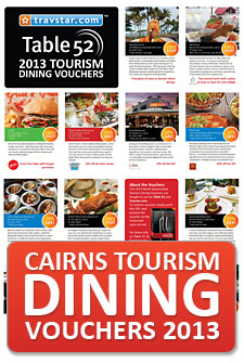 Cairns Dining Restaurant Vouchers