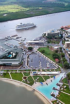 cairns lagoon  and harbour