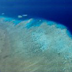 VIEW OVER 100KM OF REEF