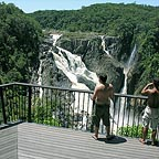 barron falls lookout