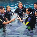 SOME RISKS INVOLVED IN SCUBA DIVING