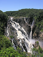 the mighty barron falls