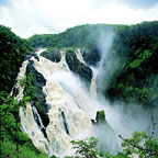 THE BARRON RIVER FALLS