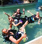 DIVE COURSE TRAINING