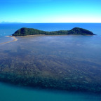 DOUBLE ISLAND LOCATED OFFSHORE FROM PALM COVE