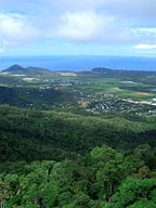 VIEW FROM KURANDA RANGE LOOKOUT