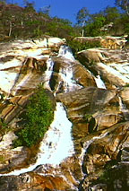 DAVIES CREEK FALLS