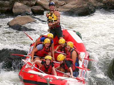 Barron River Rafting - FF -
