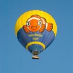 Balloon & Fitzroy Island tour combo