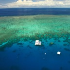 Green Island & Outer Reef Pontoon