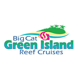 Big Cat Green Island Cruises logo