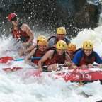 Barron River Rafting - Foaming