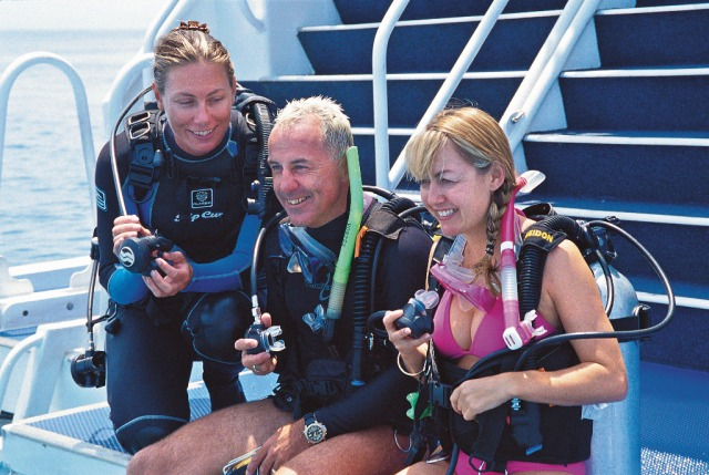 Great Barrier Reef Poseidon Cruises Local Advice Specials At Great Barrier Reef