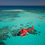 Scenic Heli Flight & Reef