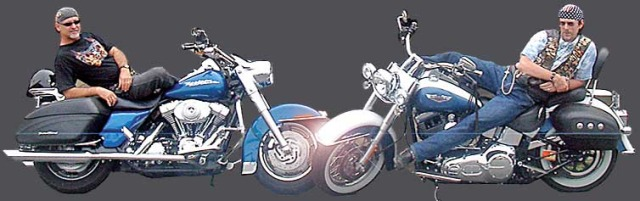 Choppers Motorcycle Tours Hire