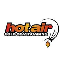Hot Air Cairns logo