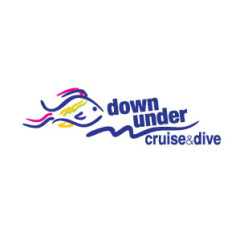 Down Under Cruise & Dive Logo