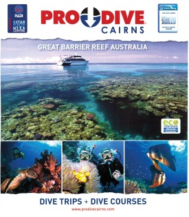 Great barrier reef liveaboards - Pro dive cairns ...